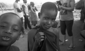 Kids curiousity, Tanzania 2017