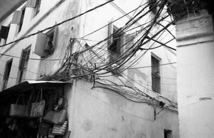Electricity, Zanzibar 2017