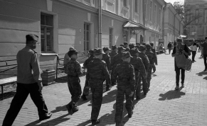 Mini March, Russia 2018