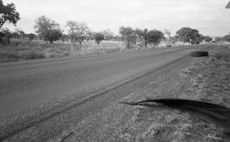 Road to Mikumi, Tanzania 2017