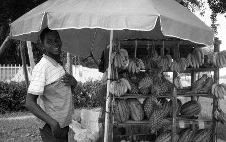 Street Seller, Tanzania 2017